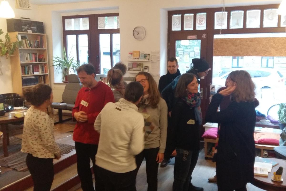 BNE-Treff am 03. Mai: Klimakommunikation