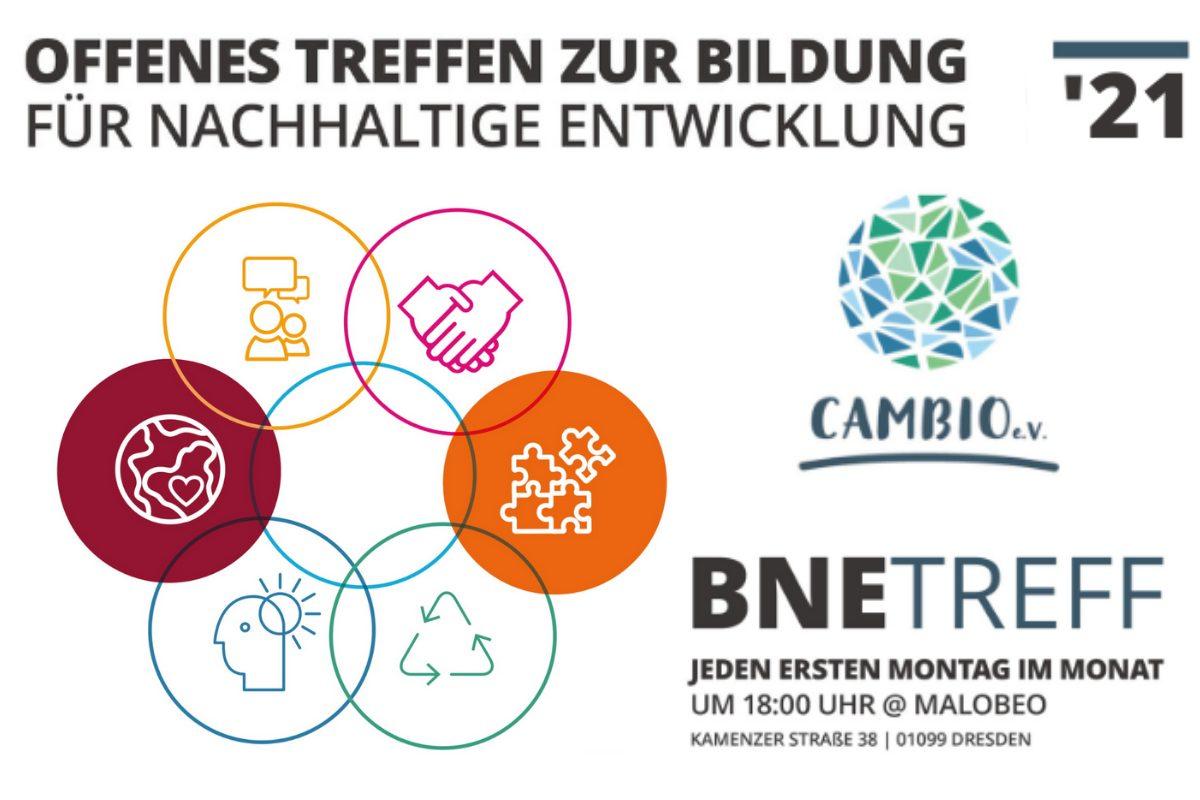 BNE-Treff am 4.Oktober: BNE in einfacher und kultursensibler Sprache