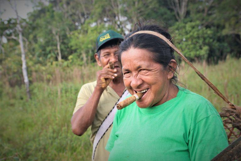 Cineforum: Traveling through the memories and feelings of social leaders in Colombia